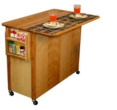 Catskill Craftsmen Kitchen Island by Catskill Craftsmen Butcher Block Island With Raised Panel Doors