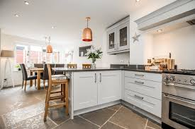 Narrowed I Shaped Kitchen Luxury Hand Built Kitchens Made To Measure U2014 Webbs Of Kendal