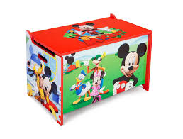Minnie Mouse Toy Organizer Delta Mickey Mouse Toy Box