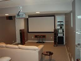 finished small basement ideas
