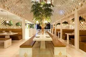 restuarant decor restaurant by giant design sydney nok nok