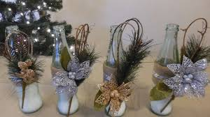 Bottle Decoration For Christmas by How To Make Coca Cola Bottle Centerpieces Diy Crafts Tutorial