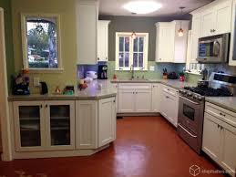 Remodeling Kitchen Cabinet Doors Kitchen Remodel Diy Diy Shaker Kitchen Cabinets Build Shaker