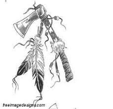 indian hatchet free image tattoo design download free image tattoo