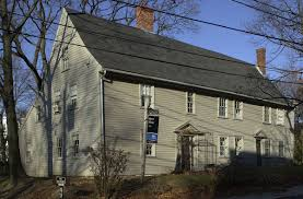 Colonial Saltbox Pierce House Dorchester Massachusetts Wikipedia