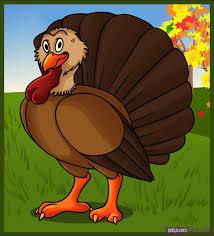 picture of a cartoon turkey for thanksgiving turkey head cartoon