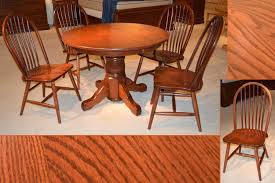 Amish Dining Room Chairs Awesome Amish Oak Dining Room Furniture Contemporary