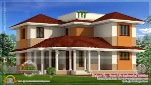 Kerala Home Design Kottayam 3d Of 1954 Sq Ft 4 Bhk In Kottayam Kerala Home Design And Floor