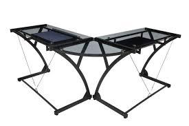 3 piece glass desk 3 piece desk medium size of line desk assembly instructions desk no