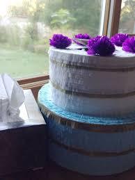 wedding cake pinata light blue gold and white wedding cake piñata etsy shop