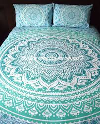 the  best tapestry bedding ideas on pinterest  boho bedding  with green ombre mandala tapestry bed sheet  pillow cases bohemian decor  round mandala bed set mandala tapestry bedding college bed set from pinterestcouk