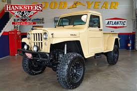 jeep truck 1955 willys jeep truck youtube