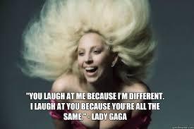 Lady Gaga Memes - lady gaga meme maker