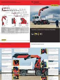 palfinger 56000 crane machine machines
