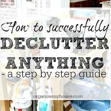How To Clean A Cluttered House Fast Organise My House Get Organised U0026 Simplify Your Life