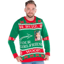 home alone sweater home alone buzz your woof sweater