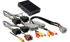 axxess ax adgm100 wiring interface connect a new stereo and retain