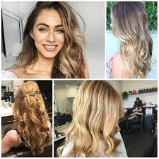 Caramel Hair Color With Honey Blonde Highlights New Hair Color Ideas U0026 Trends For 2017