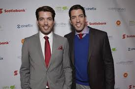 The Property Brothers The Property Brothers Share Their Christmas Plans Showbiz
