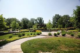 st louis landscape renovation country oasis poynter landscape