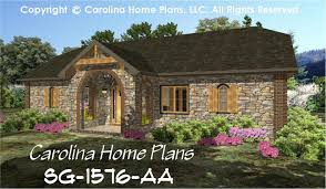 one story cabin plans small cottage house plan chp sg 1576 aa sq ft affordable