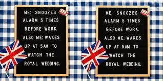 Royal Wedding Meme - 25 best royal wedding memes and tweets to post on social media