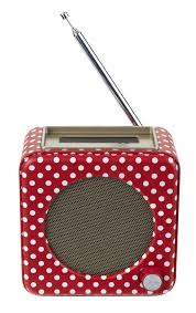 sainsburys kitchen collection gift of the day the sainsbury s polka dot radio