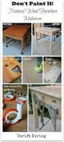 Paint For Wood Furniture by Strip Furniture How To Create A Natural Wood Furniture Look With Oak