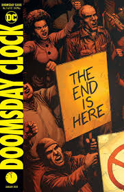 the deal with rorschach in doomsday clock 1