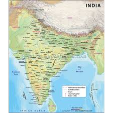 India Maps by Buy Maps Online India U2013 Uute