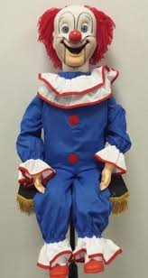 clown puppets for sale bozo the clown doll for sale basic pro ventriloquist dummy