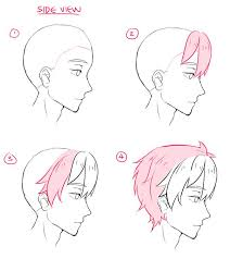 anime hairstyles tutorial anime character tutorial best 25 anime hair tutorial ideas on