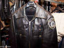 leather motorcycle jacket brands how the leather jacket became iconic business insider