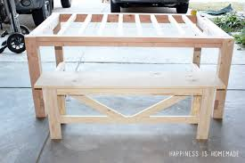 wonderful farmhouse bench table and diy farmhouse table bench