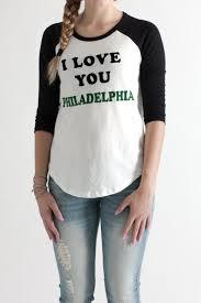 philadelphia eagles home decor junk food clothing philadelphia eagles raglan from philadelphia by