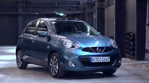 car range nissan small car range new note new micra and juke youtube