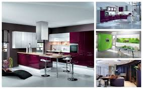 purple modern kitchen 15 fascinating modern kitchen designs that you would love to copy