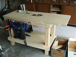 Woodworking Bench Plan Easy DIY Woodworking Projects Step By - Woodworking table designs
