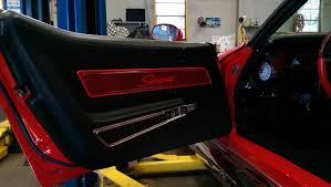 1987 corvette door panels custom door panels smitty u0027s custom automotive 71 chevelle