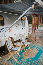 Outdoor Camping Rugs by 1442 Best Glamping Trailers Images On Pinterest Vintage Campers