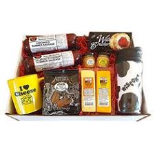 wisconsin cheese gift baskets wisconsin s best and wisconsin cheese company ultimate deluxe