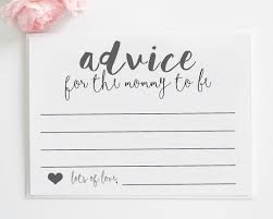 to be advice cards advice cards printable advice for the new to