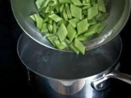 comment cuisiner les haricots plats cuire les haricots coco plats à l anglaise recette par chef simon