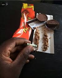 Reeses Meme - theres no wrong way to eat a reeses meme guy