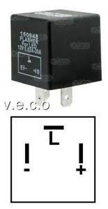 Jual Lu Neon Dc 12 Volt 12 volt flasher unit ebay
