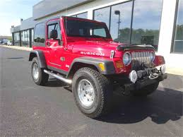 2004 to 2006 jeep wrangler for sale on classiccars com 6 available
