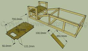 Rabbit Shack Hutch Build Easy Your Project Rabbit Hutches Plans Homemade