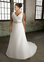wedding dresses goddess style look your best in our plus size wedding dresses
