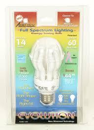 Avian Sun Floor Lamp by Aero Tech Fs4b 14w 14 Watt 5000k Energy Saving Evolution Compact