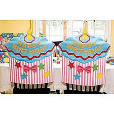 birthday chair cover how to make a birthday chair cover for student chairs so so